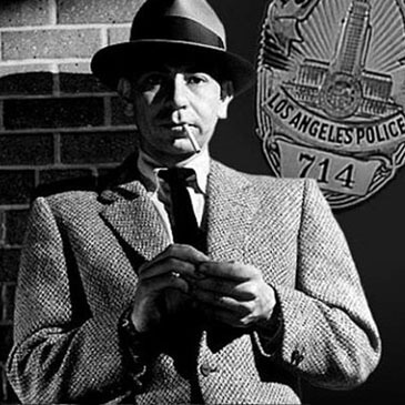 Police shows OTR Old Time Radio